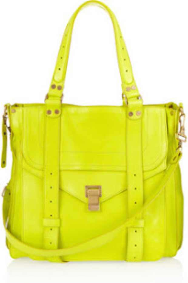 Proenza Schouler Yellow