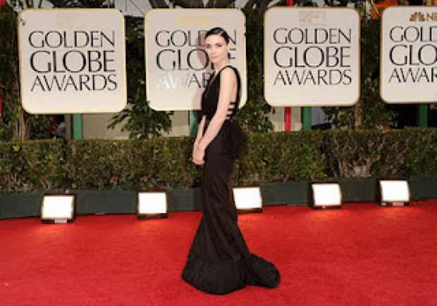 Rooney Mara, in a Nina Ricci gown