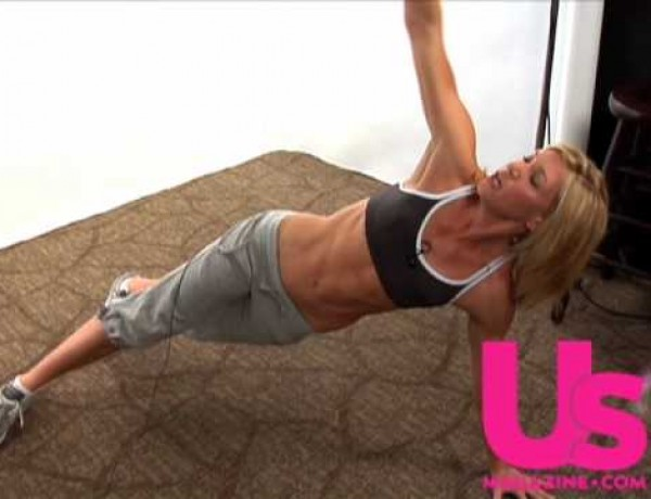 Work Out host Jackie Warner breaks it down step by step!