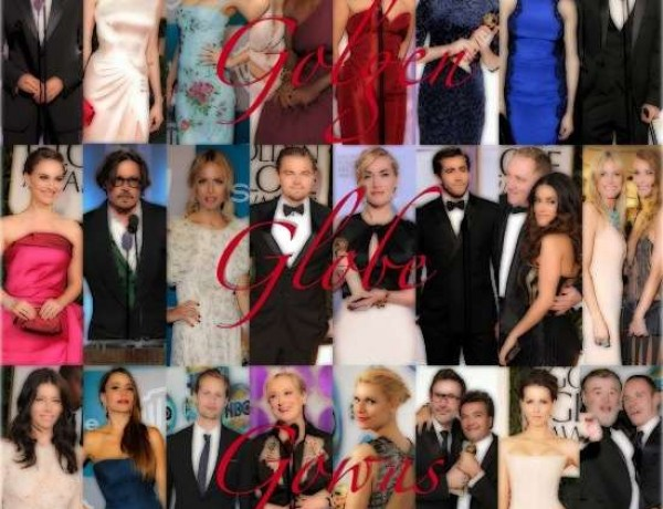 Golden-Globes-2012-Collage gowns