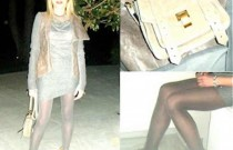 My Lookbook : A Grey Dress and my favorite Rick Ownes jacket!!!