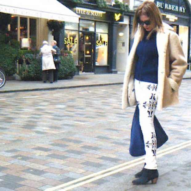 Navajo jeans Isabel Marant London