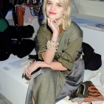 London Fashion Week 2012 Pixie Geldof