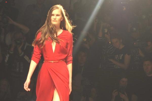 FELDER FELDER red dress