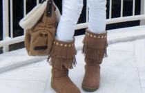 My Lookbook : How I wore my Jimmy Choo Ugg