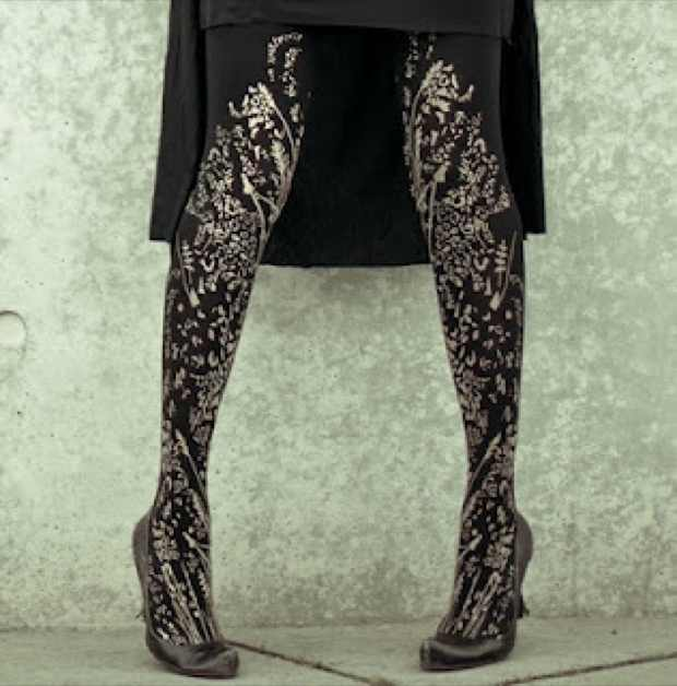 Fashion trendy Tights