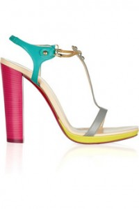 New Multicolor Louboutin
