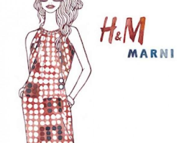 AKIKO Illustration Marni dress