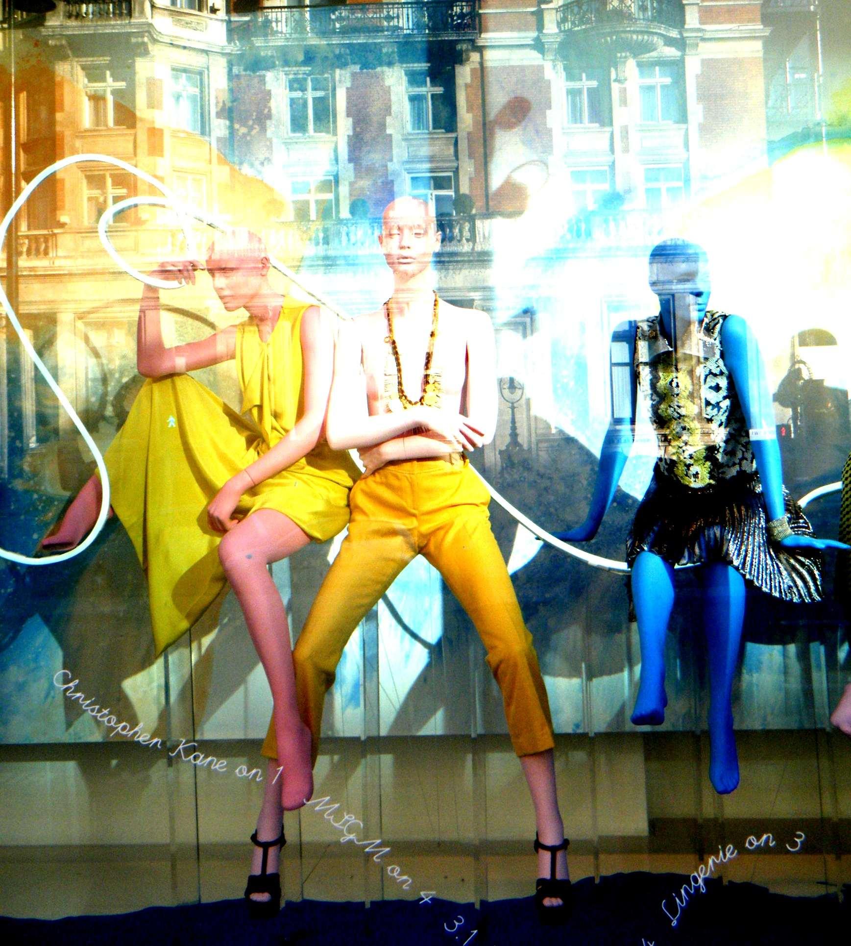e7c05a284a8 Fashion Spring Summer 2012   London Window Shopping - TrendSurvivor