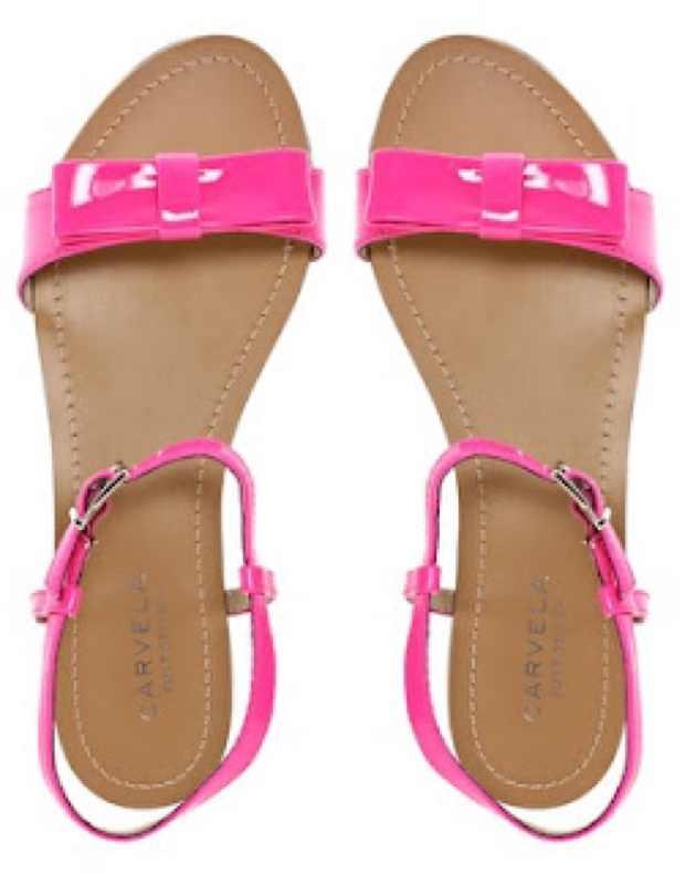 Asos Pink sandals