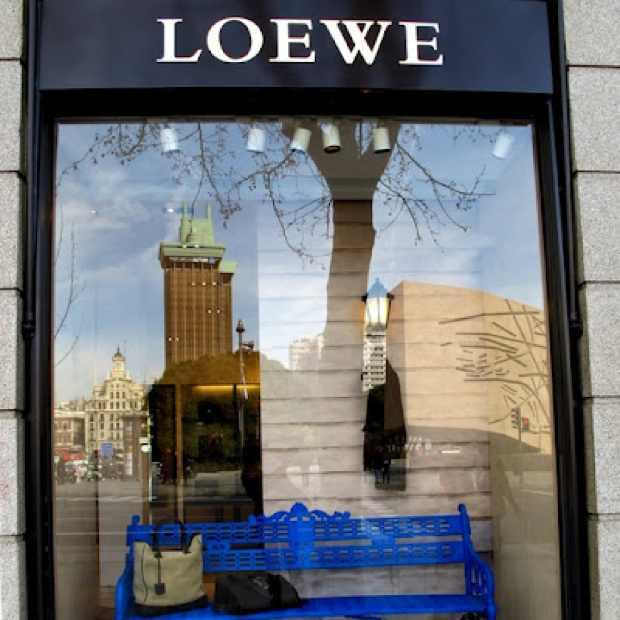 loewe Madrid window