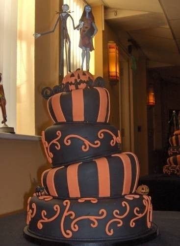 extravagant wedding cake