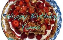 STRAWBERRY CAKE… FOREVER !!!
