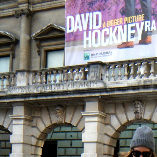 David Hocknay London