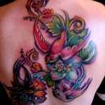 bird-of-paradise-flower-tattoos1