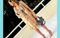 My Lookbook : Nederlands Dans Theater at Megaron Athens Concert Hall… wearing a Floral dress!!!