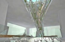 Design for Louis Vuitton Store : A Luxurious and Artistic Proposal !!!