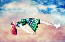 Fashion Meets Art : Mary Katrantzou and Erik Madigan Heck… The Surrealist Ideal!!!