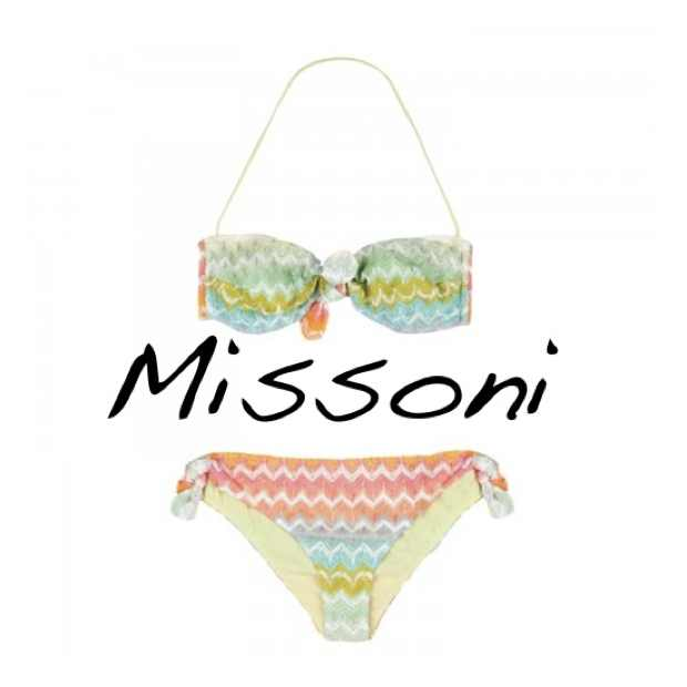 Missoni swim suit