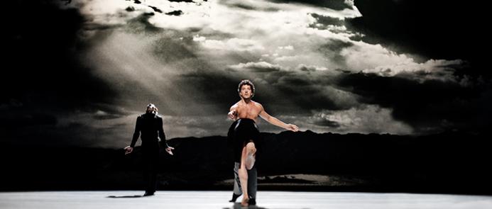 Nederlads Dans Theatre at Megaron Athens Concert Hall