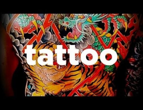 Japanese Art tattoo