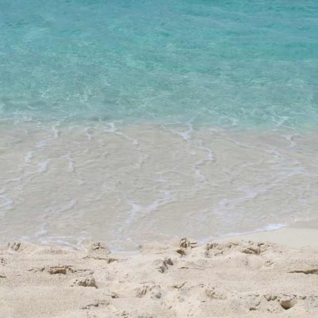 Caribbean Mint Colored Sea