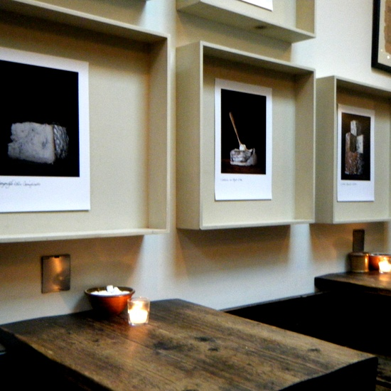 Travel London La Fromagerie Have A Stylish Lunch Date