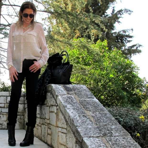 Coat Marni H and M bag Celine