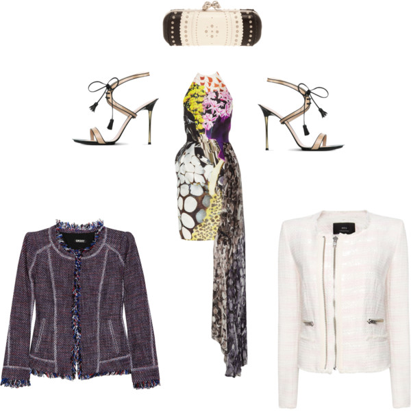 The ladylike jacket