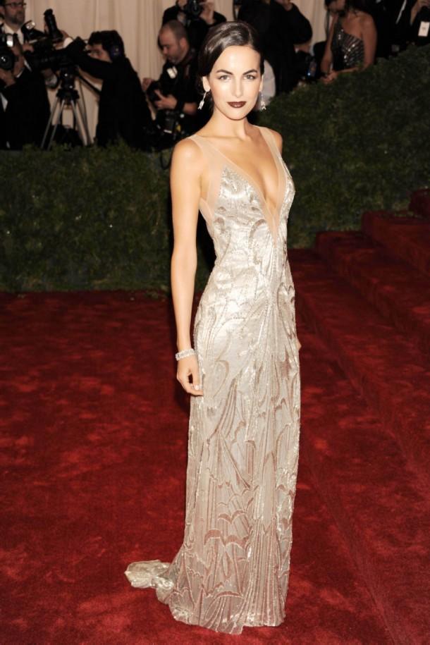 Camilla Belle in Ralph Lauren best dressed by far