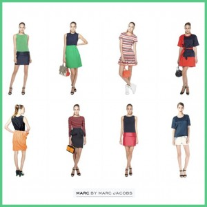Marc By Marc Jacobs Spring Summer 2012