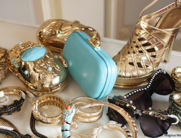 Anna Dello Russo collection accessories
