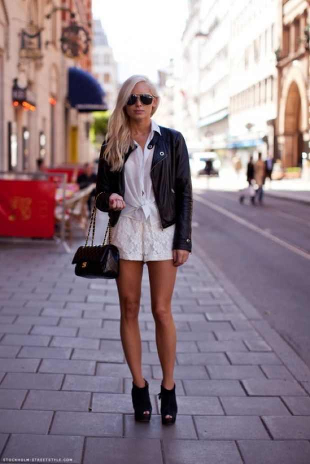 Celebrity wearing Shorts