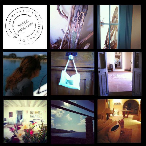 Instagram Paros Makria Miti
