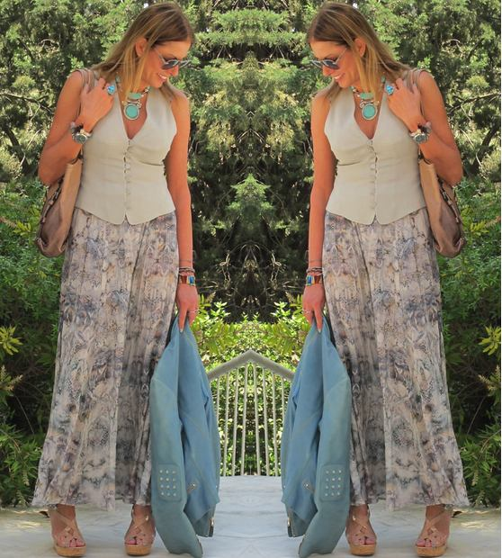 Boho Chic Luxe Style