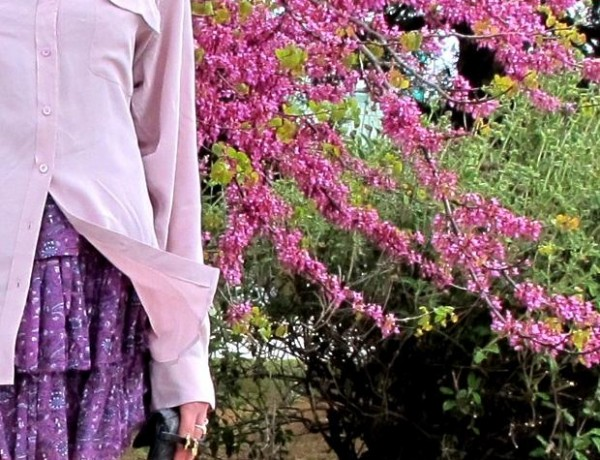 Equipment shirt and Isabel Marant Silk dress