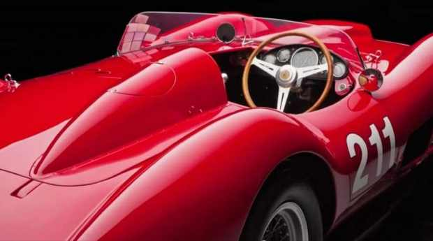 1957-Ferrari-Testa-Rossa-sells-for-6.4Million