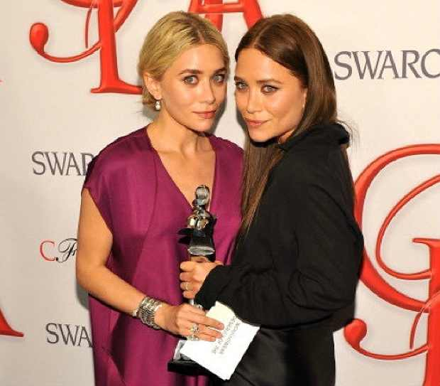 Womenswear Designer of the Year: Mary Kate and Ashley Olsen of The Row