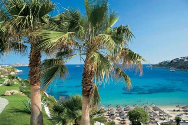 Mykonos Blu Hotel Beach