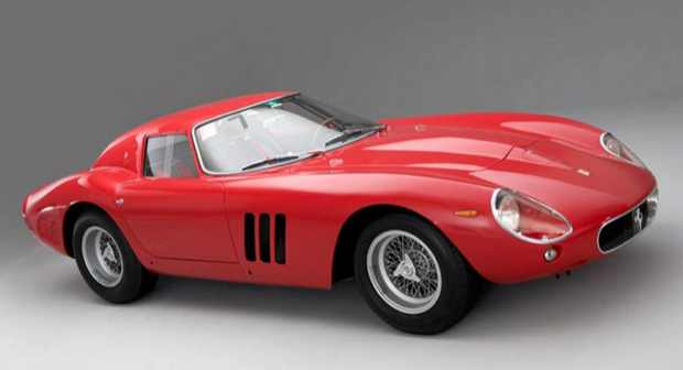 Ferrari 250 Red 32 Million