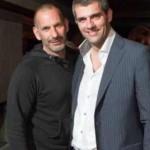 George L Matsas and Vassilis Karakoulakis.