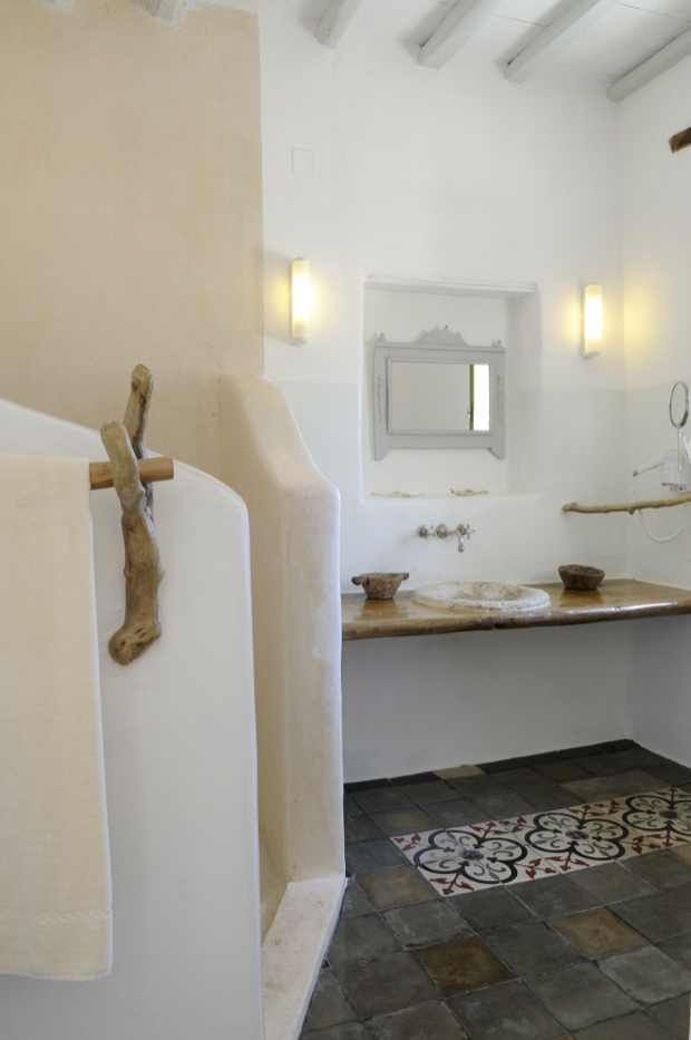 Guest Bathroom Mykonos