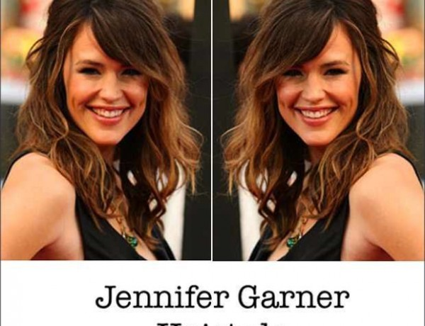 Jennifer Garner Hairstyle 2012