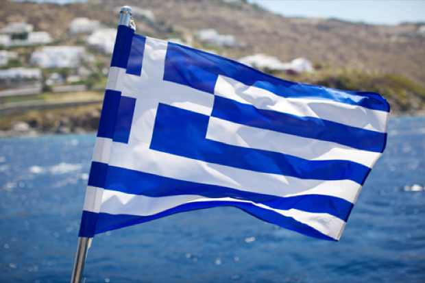 Le Blog de Betty Greek flag