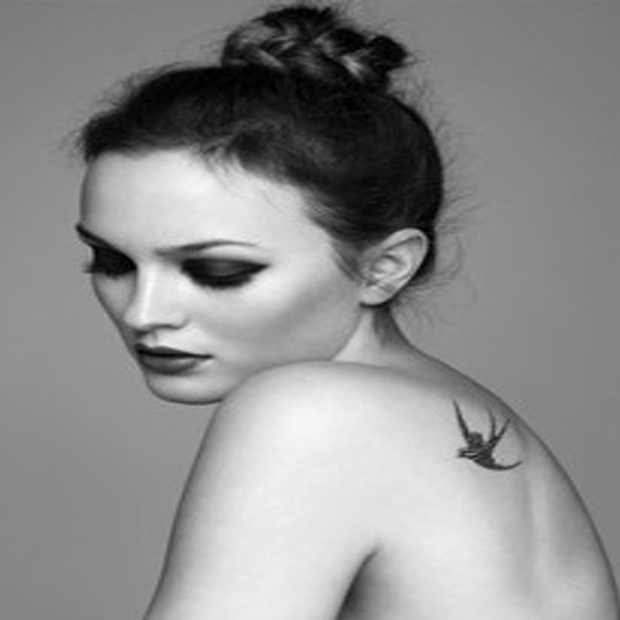Leighton Maister bird tatto