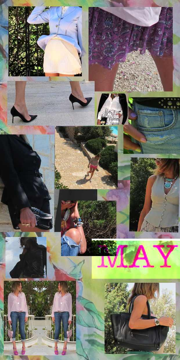May Outfits, Nina Papaioannou, Trendsurvivor, Fashion and Style blogger