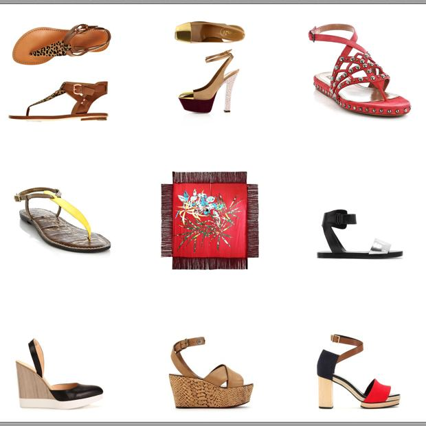 My Top Shoes List on Sale