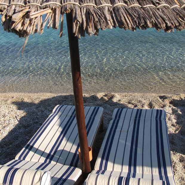 Mykonos Blu Beach psarou