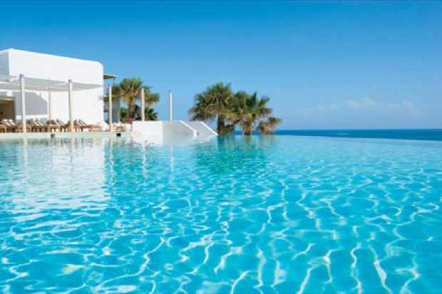 Mykonos Blu Cyclades, Greece, pool