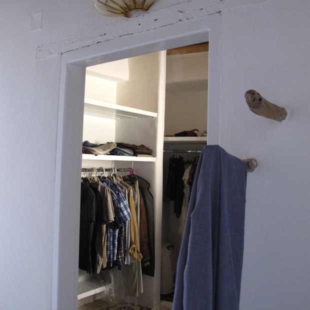 Retro Chic Villa, Mykonos dressing room